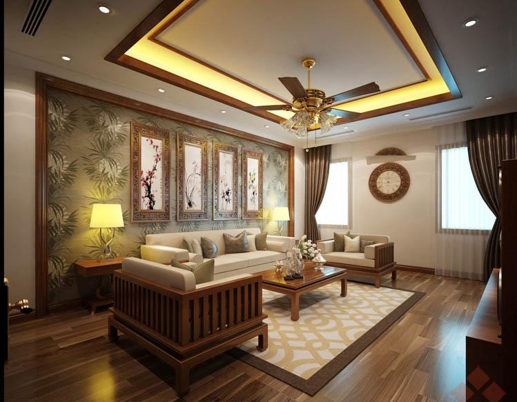 thiet-ke-noi-that-nha-ong-phong-cach-a-dong-a-hoai-tai-van-phu-ha-dong-6 [Kiến Thức] Phong cách Á Đông trong thiết kế nội thất