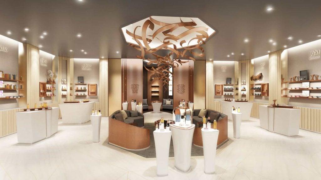 thiet-ke-noi-that-shop-my-pham-da-nang-min-1024x576 [Kiến thức] Thiết kế nội thất cửa hàng đẹp