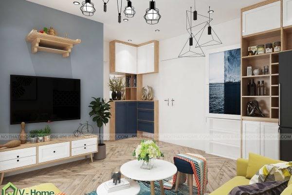 thiet-ke-phong-khach-chung-cu-n02-yen-hoa-2-600x400 Thiết kế nội thất: Những điều mà bạn nên biết!