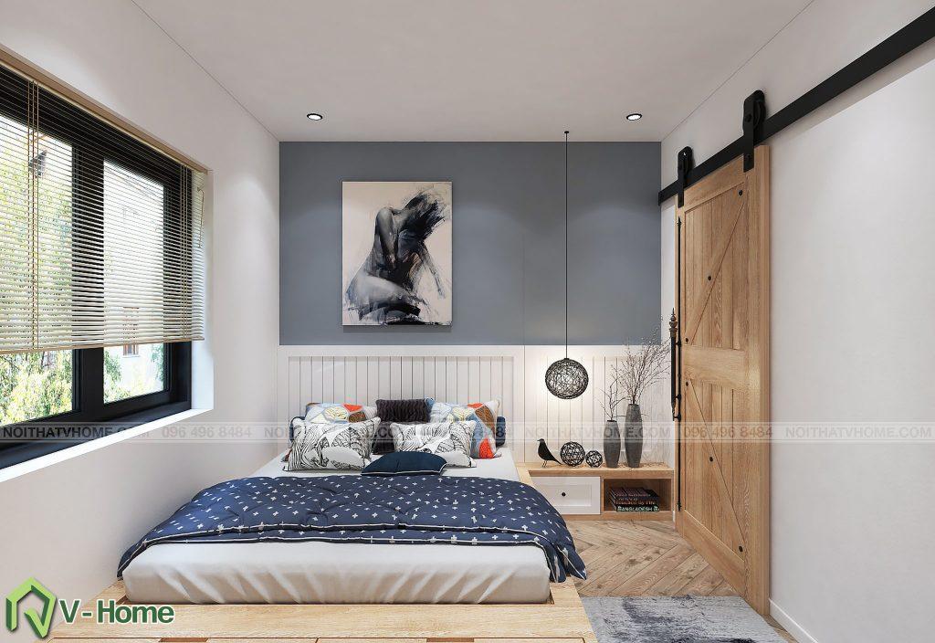 thiet-ke-phong-ngu-chung-cu-n02-yen-hoa-2-1024x704 Thiết kế nội thất chung cư N02 - 259 Yên Hòa phong cách Scandinavian