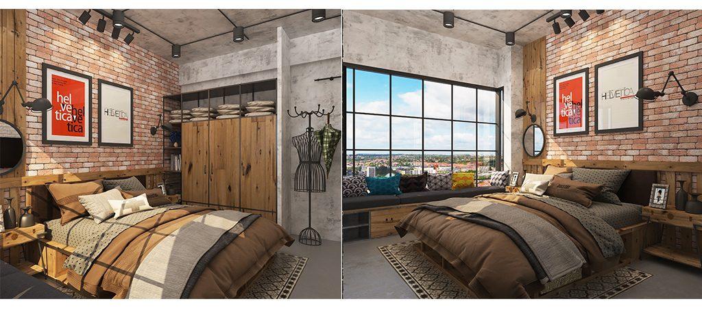 thiet-ke-phong-ngu-industrial-1024x453 [Kiến thức] Thiết kế nội thất Industrial - Phong cách công nghiệp