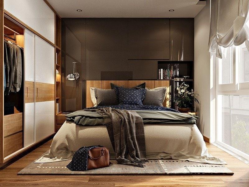 thiet-ke-phong-ngu-tu-4m2-9m2-27 Chọn đồ trang trí phòng ngủ thế nào cho phù hợp?