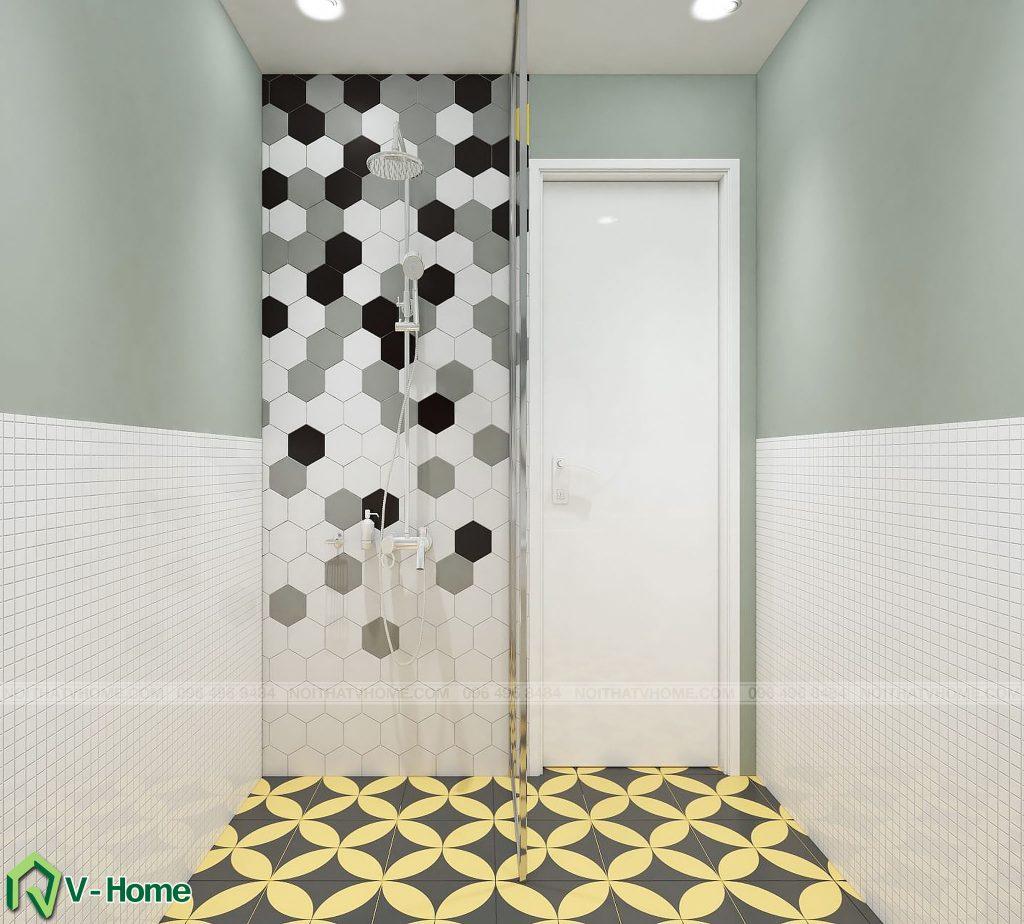 thiet-ke-wc-chung-cu-n02-yen-hoa-1-1024x924 Thiết kế nội thất chung cư N02 - 259 Yên Hòa phong cách Scandinavian