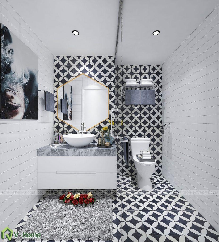 thiet-ke-wc-chung-cu-n02-yen-hoa-3-928x1024 Thiết kế nội thất chung cư N02 - 259 Yên Hòa phong cách Scandinavian