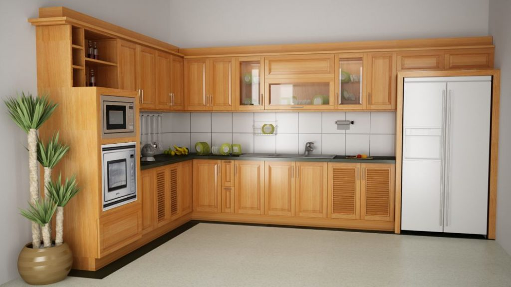 tu-bep-go-soi-1024x575 Gỗ Sồi: Đặc trưng và ứng dụng của gỗ sồi trong nội thất