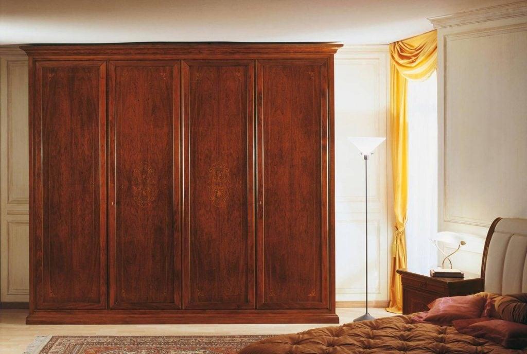 tu-quan-ao-go-gu-4-canh-1024x688 [Kiến thức] Gỗ gụ là gì? Ứng dụng của gỗ gụ trong nội thất