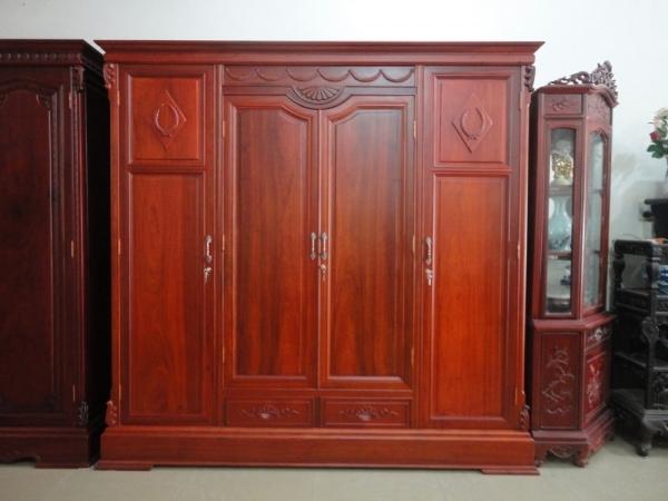 tu-quan-ao-go-gu [Kiến thức] Gỗ gụ là gì? Ứng dụng của gỗ gụ trong nội thất