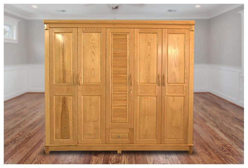 tu-quan-ao-go-soi-dep-1 Gỗ Sồi: Đặc trưng và ứng dụng của gỗ Sồi trong nội thất
