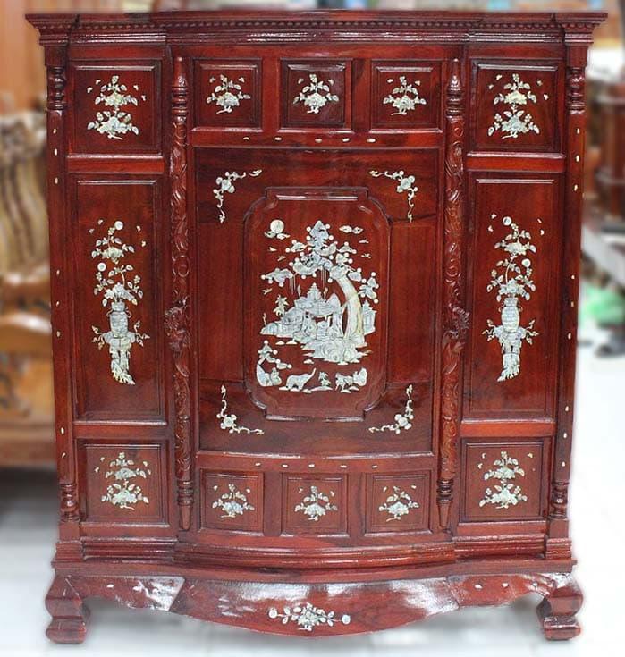 tu-tho-kham-xa-cu-go-tram-8 [Kiến thức] Gỗ gụ là gì? Ứng dụng của gỗ gụ trong nội thất
