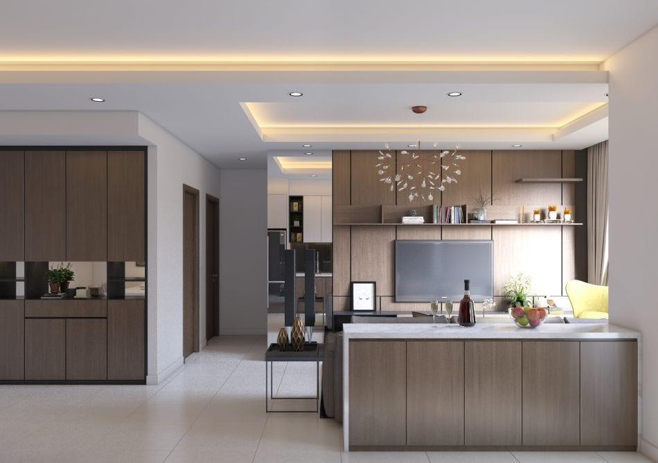 013 Tủ bếp và cách lựa chọn phù hợp