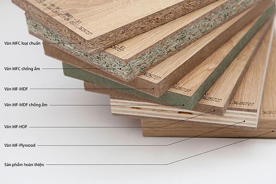 1-min Gỗ MFC - loại gỗ công nghiệp được sử dụng phổ biến nhất hiện nay
