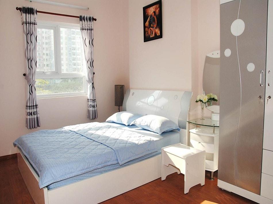 26611 Phòng ngủ nhỏ nên sơn màu gì để đẹp và hợp phong thủy?
