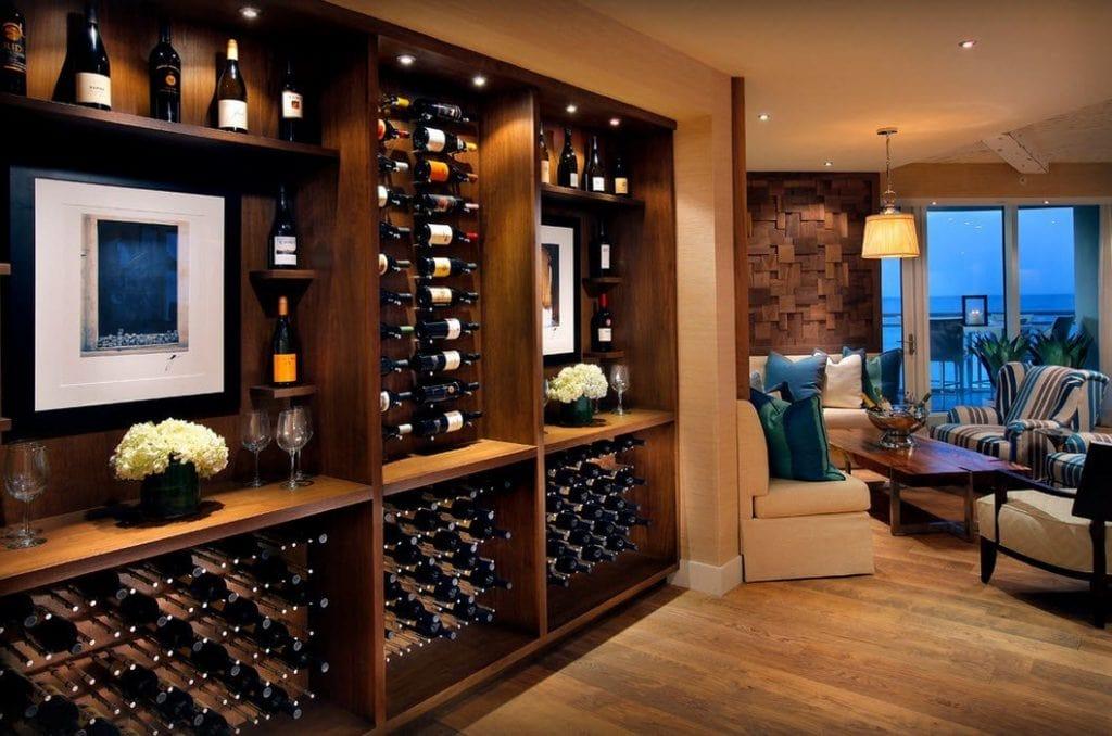 31-1024x678 Tủ rượu và cách bài trí hoàn hảo trong thiết kế nội thất