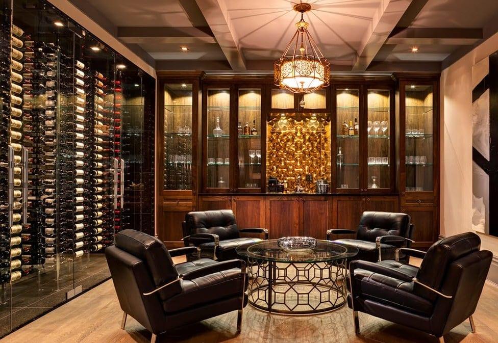 4726 Tủ rượu và cách bài trí hoàn hảo trong thiết kế nội thất