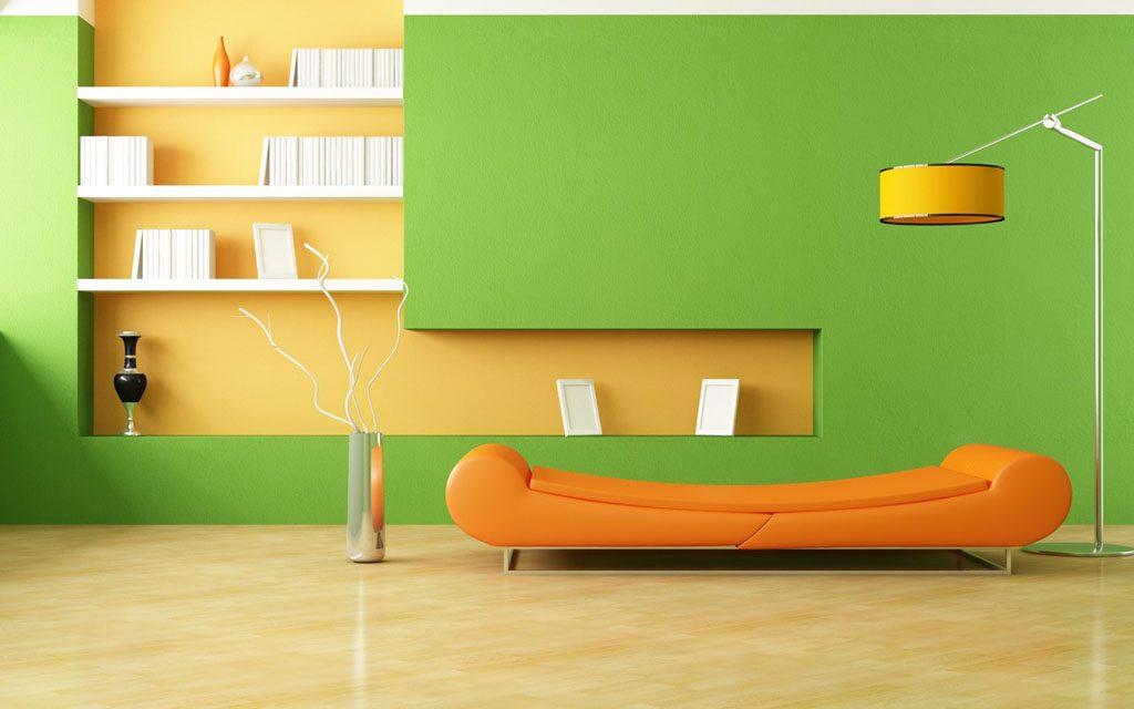 Green-Paint-Colors-For-Living-Room-1024x640 Những điều cần tránh khi xây nhà bạn nên biết
