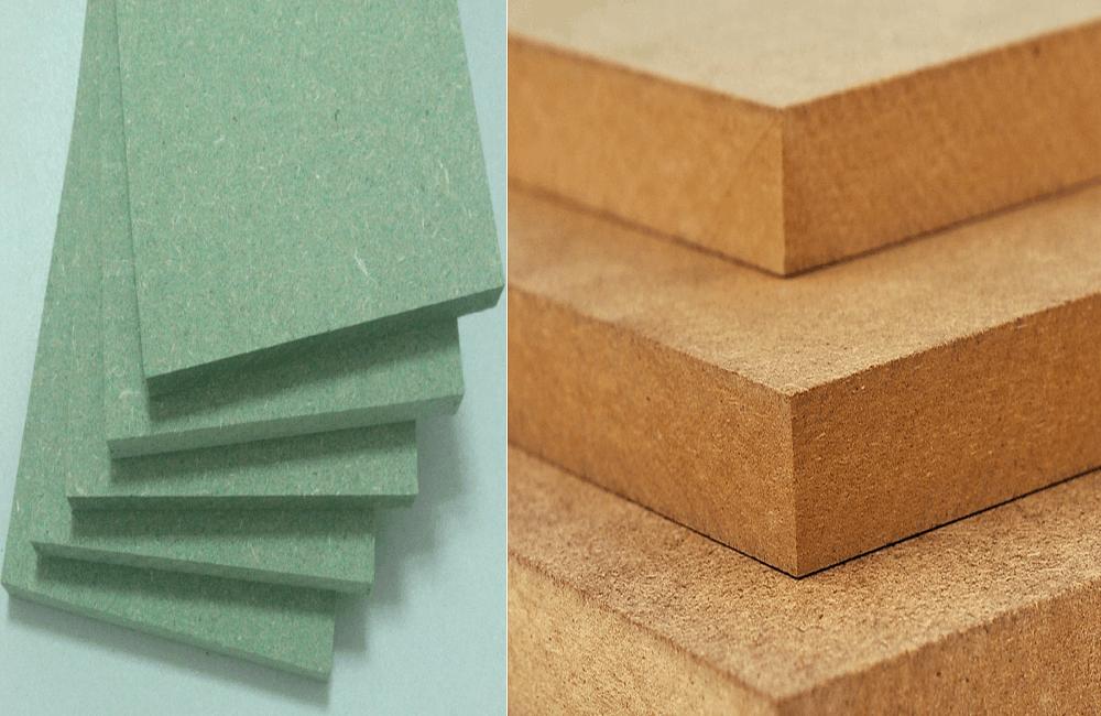 MDF Gỗ công nghiệp - nguồn nguyên liệu tốt để sản xuất đồ nội thất