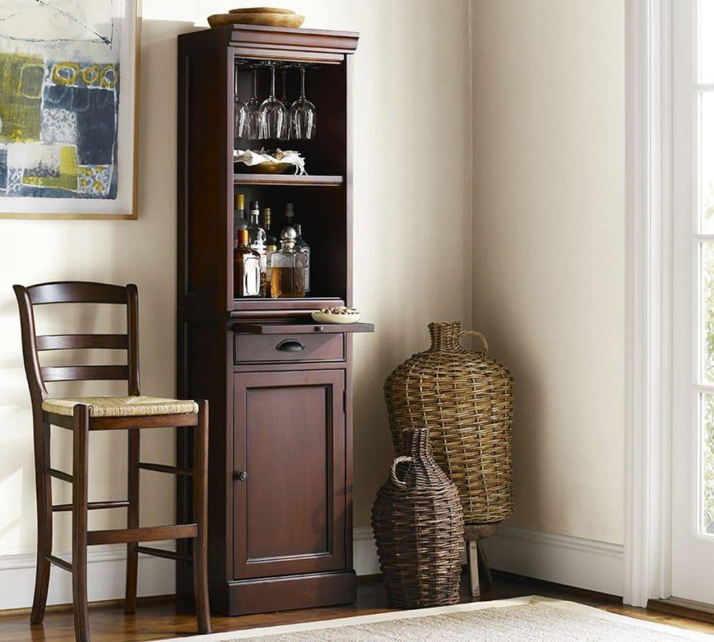 PB-modular-bar-cabinet-tower_Z-1024x922 Tủ rượu và cách bài trí hoàn hảo trong thiết kế nội thất