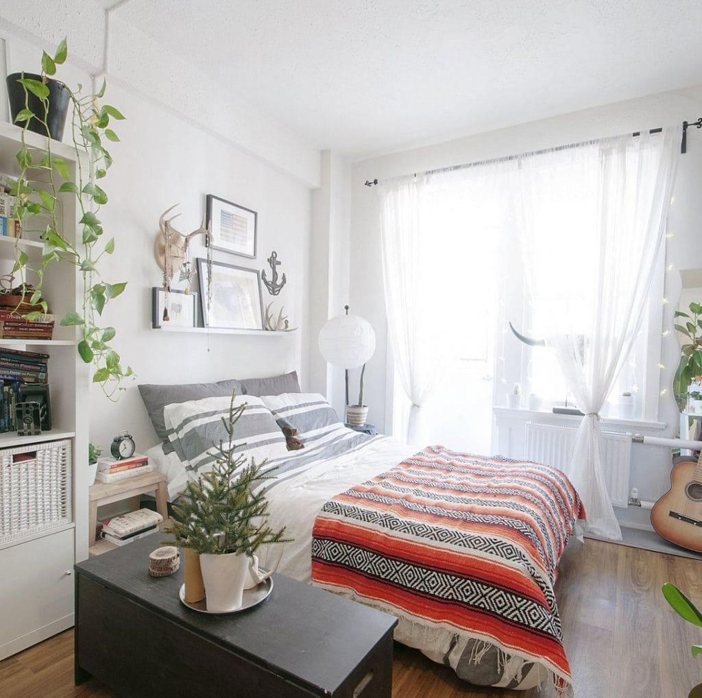 Thiet-ke-phong-ngu-nho-10m2-3-1024x1019 Phòng ngủ nhỏ nên sơn màu gì để đẹp và hợp phong thủy?