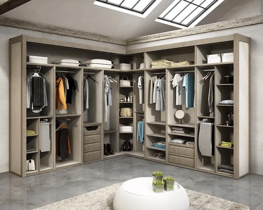 Untitled Tủ quần áo - tối ưu không gian cho phòng ngủ