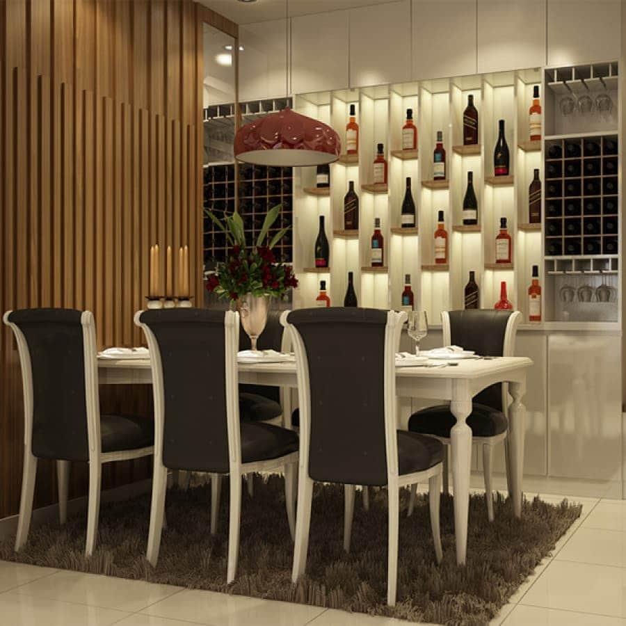 can-ho-thong-minh-2 Tủ rượu và cách bài trí hoàn hảo trong thiết kế nội thất