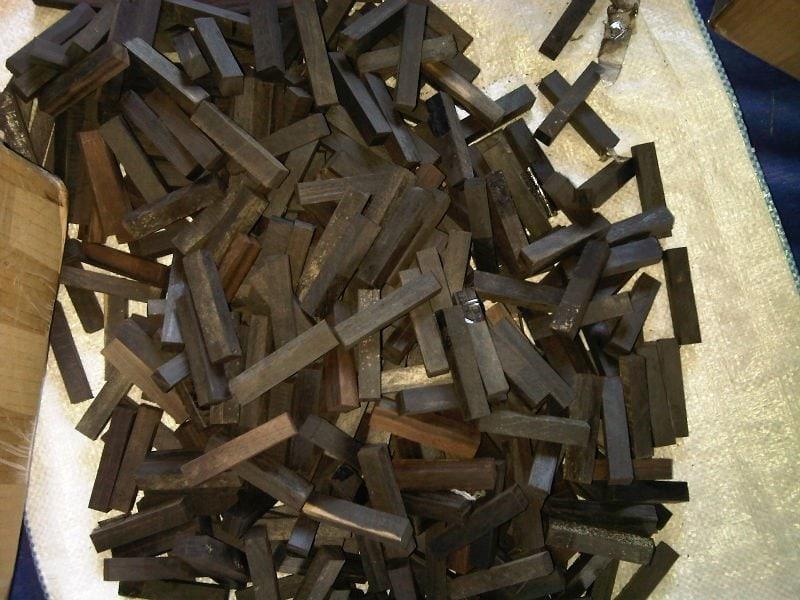 ebony-wood-stamp-stick-flooring Gỗ Mun - Bật mí những điều không phải ai cũng biết