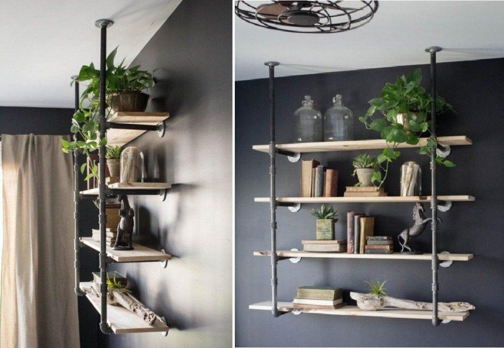 ke-trang-tri-1024x708 Những cách lựa chọn kệ trang trí phòng khách nhỏ