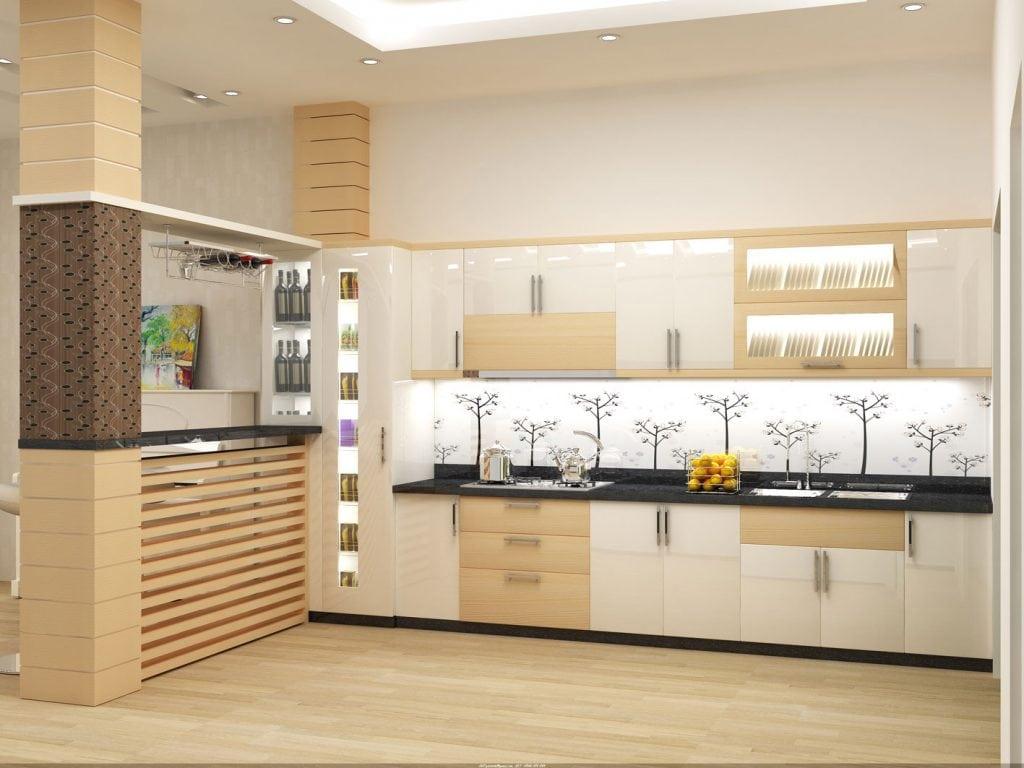 kinh-mau-op-bep-hoa-van-1024x768 Kính bếp  - Cách trang trí cho nhà bếp trở nên lộng lẫy hơn