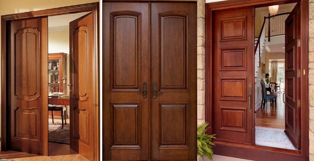 mau-cua-go-tu-nhien4-1024x527 Những lưu ý khi thiết kế cửa và một số loại cửa thông dụng hiện nay
