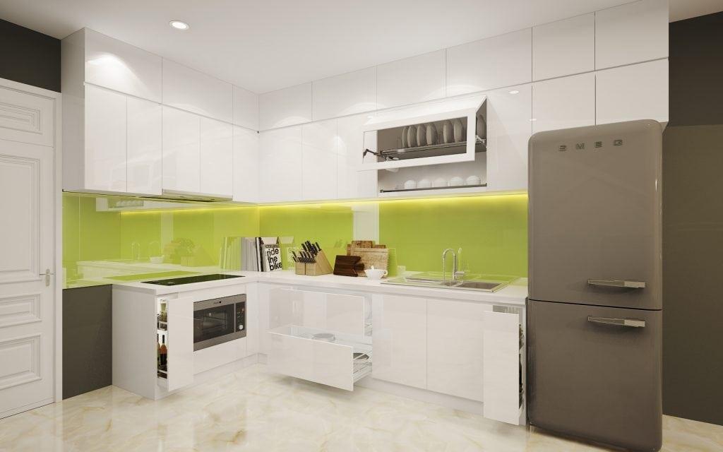melamine-tu-bep3-1024x640 Tủ bếp và cách lựa chọn phù hợp