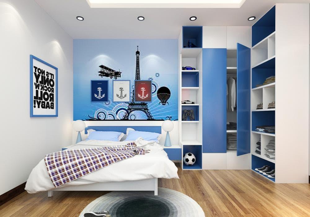 phong-ngu-con-trai-ef1a Tìm hiểu về đơn giá hoàn thiện căn hộ chung cư