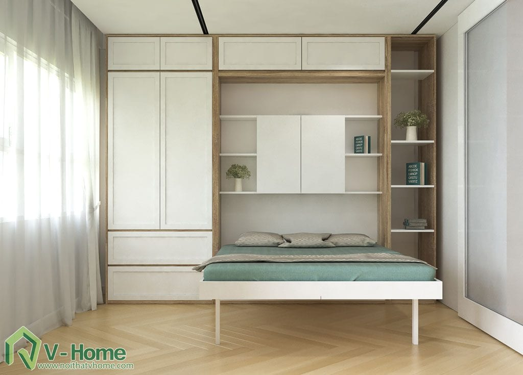 thiet-ke-chung-cu-vista-veder-11-1024x735 Giường ngủ - cách lựa chọn thông minh cho căn nhà của bạn