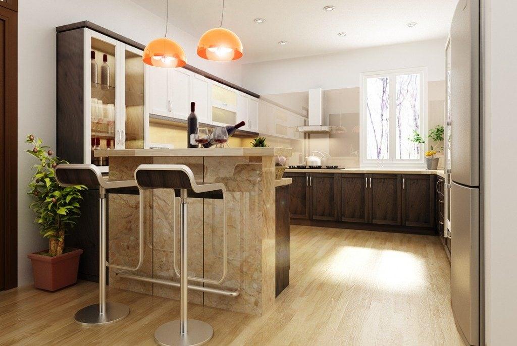 thiet-ke-nha-có-quay-bar-Homyland3-1024x686 Thiết kế bàn bar - góc thư giãn tuyệt vời của cuộc sống