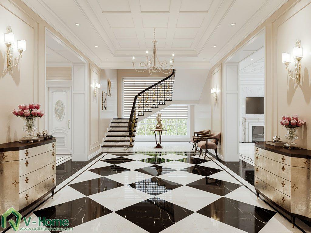 thiet-ke-noi-that-biet-thu-vinhomes-riverside-2-1-1024x768 Thiết kế mẫu sảnh nhà đẹp cho không gian sống trong mơ