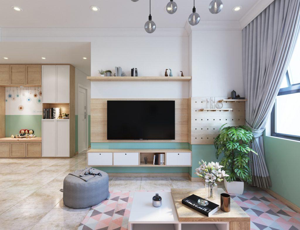 thiet-ke-noi-that-chung-cu-masteri-thao-dien-2-1024x785 Kệ tivi đẹp và những ứng dụng trong thiết kế nội thất nhà ở