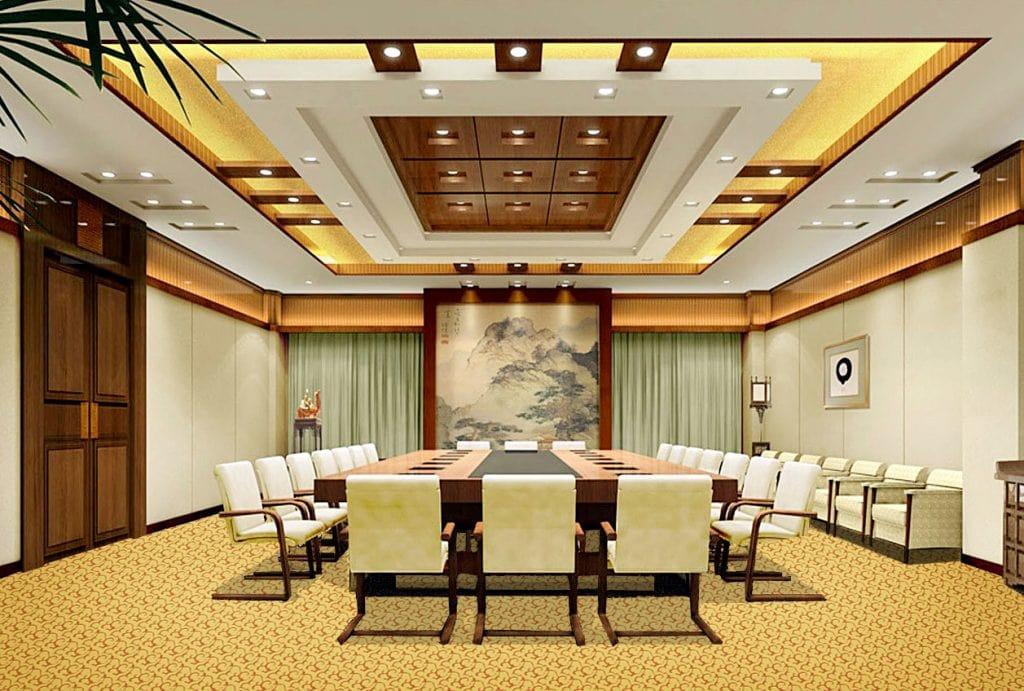 thiet-ke-phong-hop-a-dong-1024x691 Thiết kế nội thất phòng họp tổng quan nhất