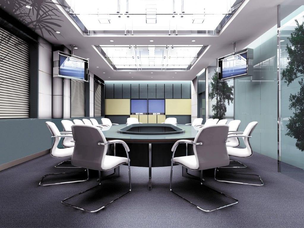 thiet-ke-phong-hop-hien-dai-1024x769 Thiết kế nội thất phòng họp tổng quan nhất