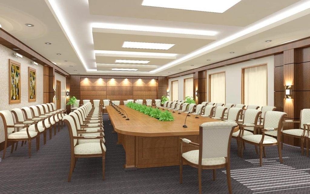 thiet-ke-phong-hop-sang-trong-1024x643 Thiết kế nội thất phòng họp tổng quan nhất