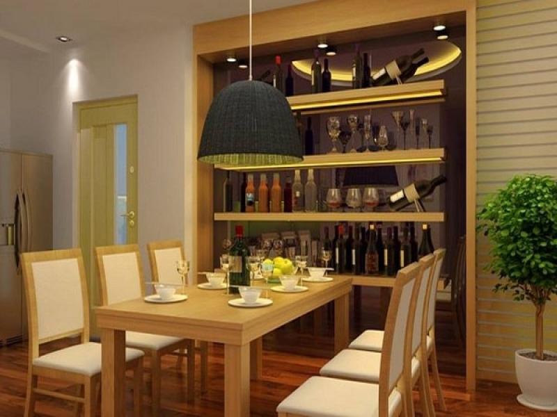 turuour3 Tủ rượu và cách bài trí hoàn hảo trong thiết kế nội thất