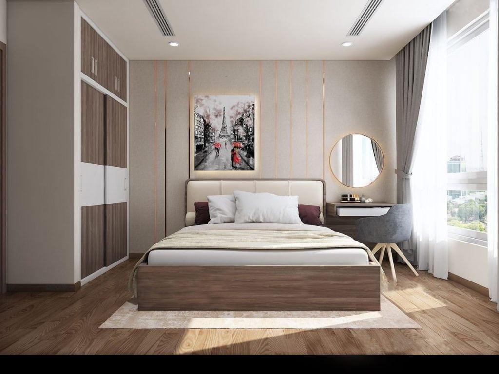 2-cách-bố-trí-nội-thất-phòng-ngủ-hiện-đại-6-1024x768 Tranh treo tường phòng ngủ - bí quyết cho một không gian đẹp