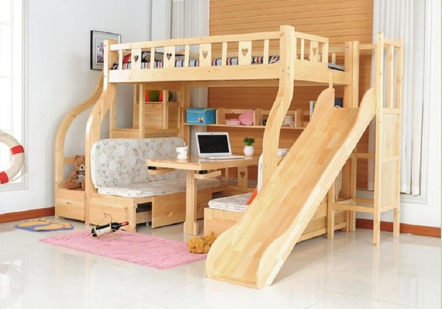 58a27dc3Naed872f8 Giường tầng- nội thất đa năng cho không gian sống hiện đại