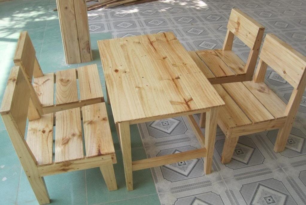 6 Gỗ Pallet là gì? Ứng dụng quan trọng của loại gỗ này