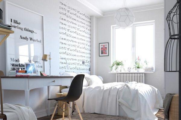 bố trí của sổ phòng ngủ