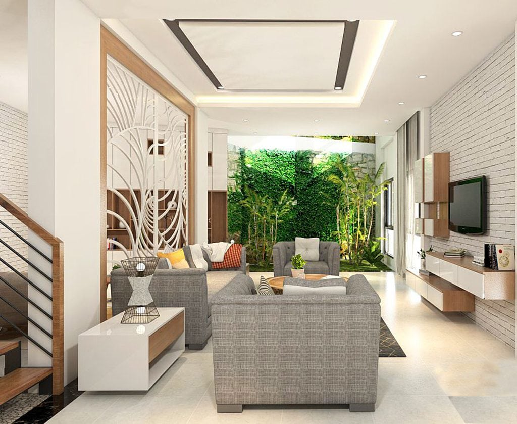 Thiet-ke-noi-that-nha-ong-mat-tien-5m_1-1024x839 Ý tưởng thiết kế phòng khách nhà ống đẹp và sang trọng