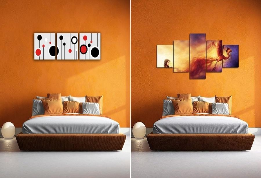 Tranh-trưu-tuong-vetor-treo-phong-khach-amia415-02 Tranh treo tường phòng ngủ - bí quyết cho một không gian đẹp