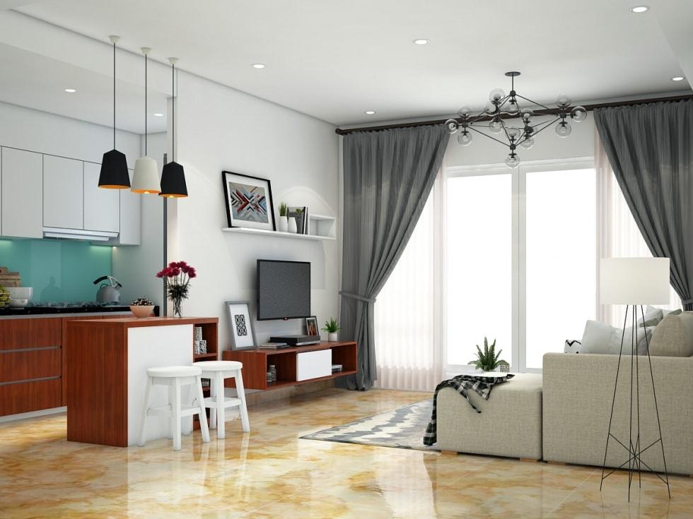 alona142 Thiết kế nội thất chung cư trọn gói và tất tần tật những điều cần biết