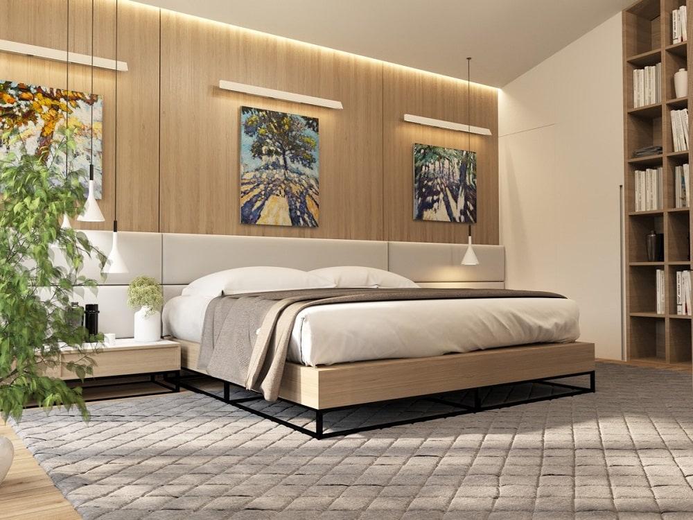 bng11 Tranh treo tường phòng ngủ - bí quyết cho một không gian đẹp