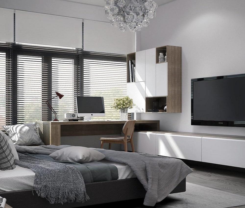 cac-thiet-ke-phong-ngu-scandinavian-goi-cam-hung-nhadepso-2 Bố trí cửa sổ phòng ngủ thế nào để hợp phong thủy?