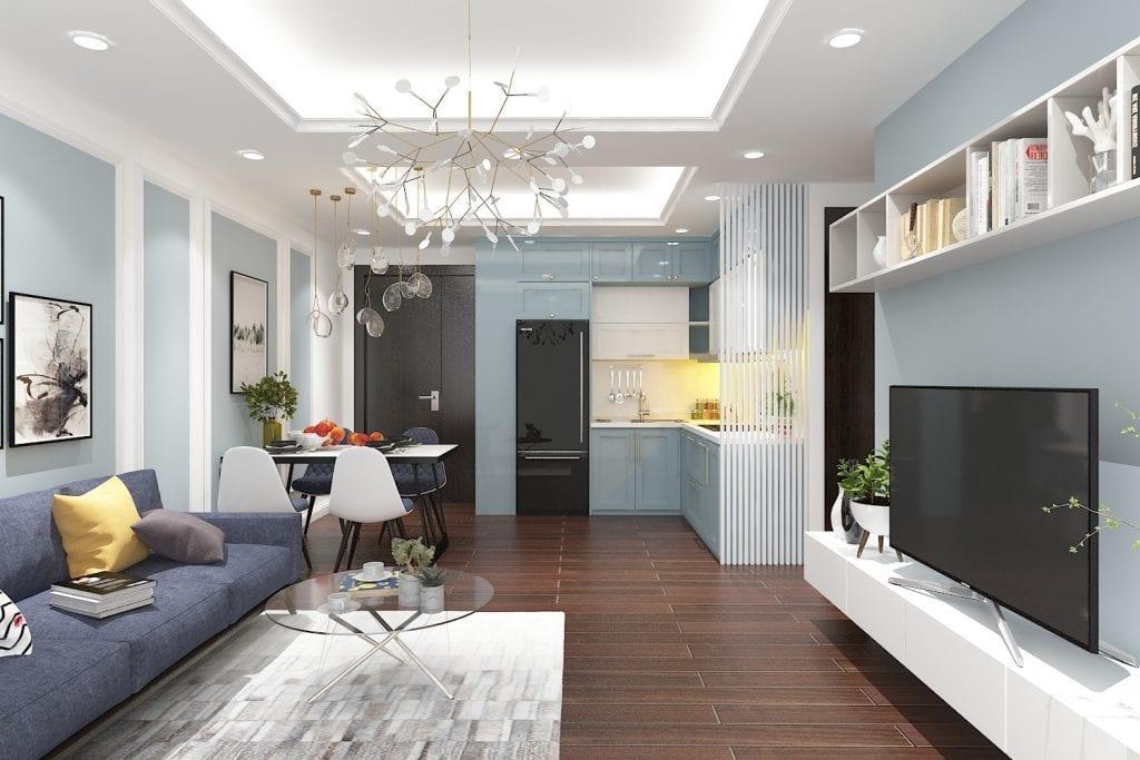 can-ho-luxury-park-view-1024x683 Thiết kế nội thất chung cư trọn gói và tất tần tật những điều cần biết