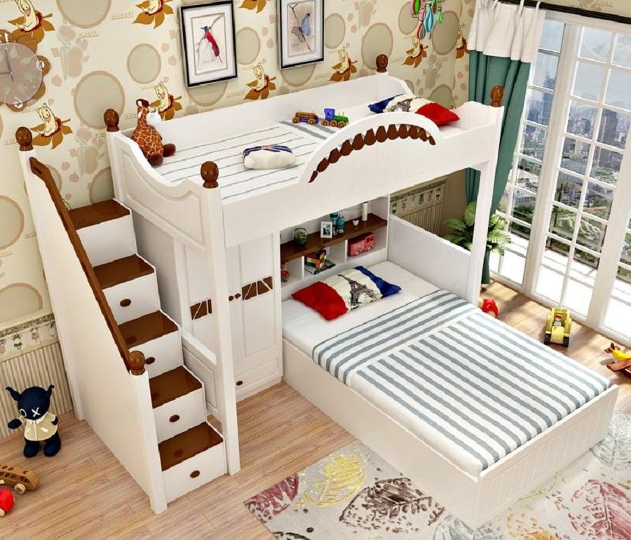 mau-giuong-tang-thong-minh-cho-be-GTE070-1 Giường tầng- nội thất đa năng cho không gian sống hiện đại