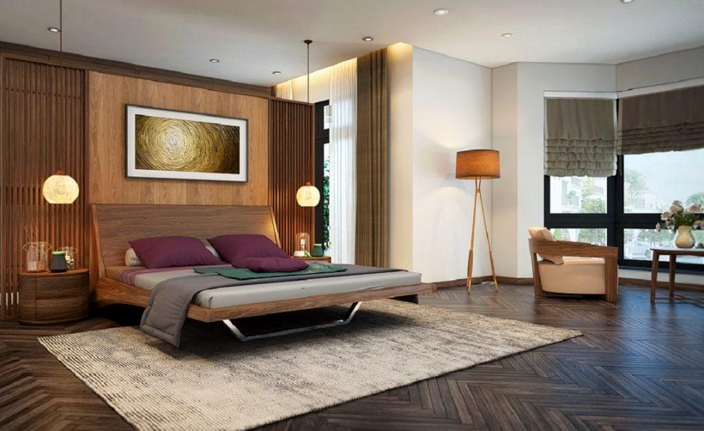 pn-2-1024x627 Tranh treo tường phòng ngủ - bí quyết cho một không gian đẹp